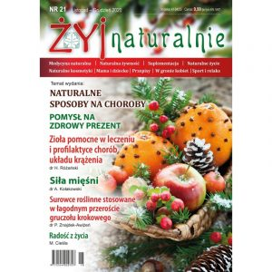Żyj Naturalnie nr 21 listopad grudzień 2020