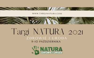 "Targi ""NATURA 2021 – Zdrowie i Uroda"""